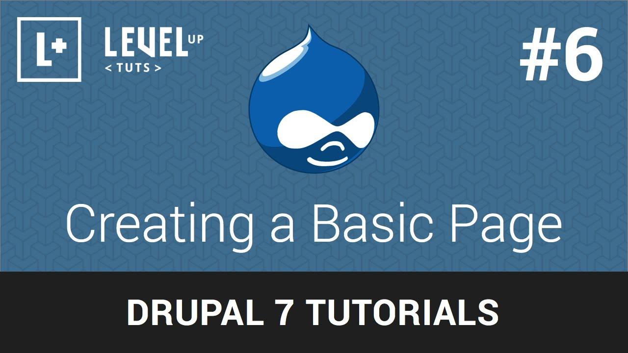 drupal tutorials