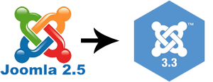 How to Migrate From Joomla 2.5 to 3.X