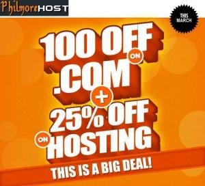 philmorehost discount doupon