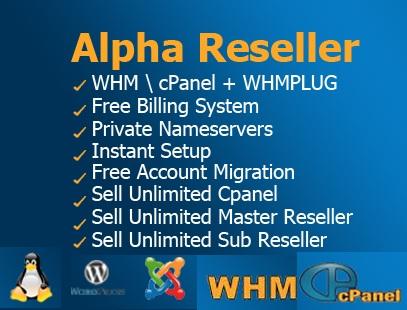 Alpha Reseller Hosting
