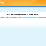 This Site Has Been Moved to a New Server