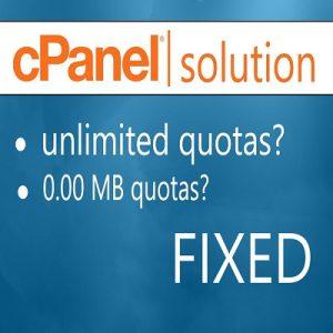 fix quota