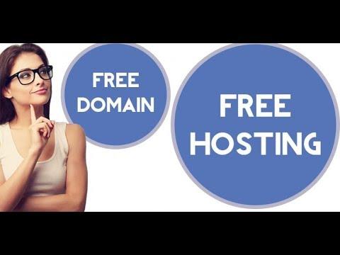 Free Hosting Free Domain