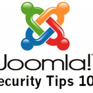 joomla security tips